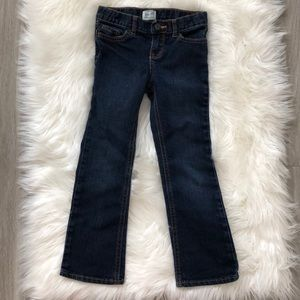 Children's Place bootcut stretch jeans size 6